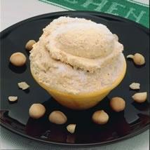 Macadamia Ice Cream