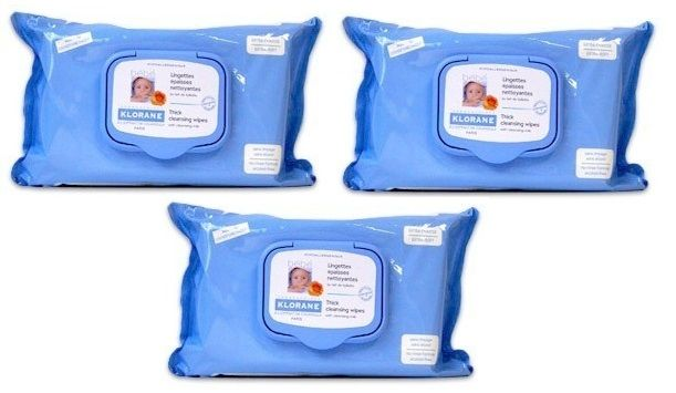 Klorane Βρεφικά Καθαριστικά Μαντηλάκια με Εκχύλισμα Kαλέντουλας 3 x 70τεμ.. Μάθετε περισσότερα ΕΔΩ: https://www.pharm24.gr/index.php?main_page=product_info&products_id=2648