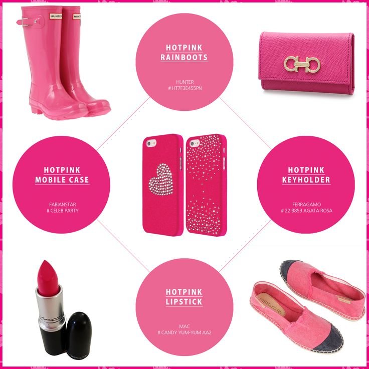 FABIAN STYLE :) Lovely color HOT PINK ! HOT PINK COLOR FASHION ITEM , fabian celebparty ♥