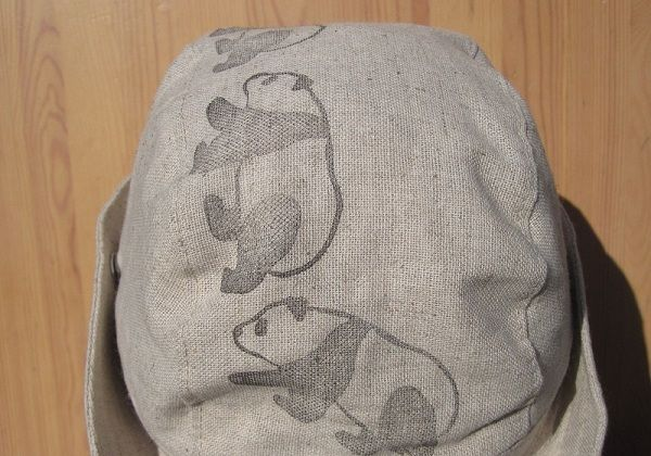 Walkingパンダのテンガロン  XLサイズ   (63cm~) 【大人サイズ 大きいサイズ 大人 帽子 カウボーイハット サイズ自在 セミオーダー】【楽天市場】