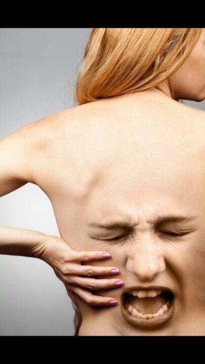 Scoliosis back pain sucks, this how my back feels right now. #scoliosis #scoliosisbackpain