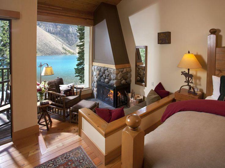 Moraine Lake Lodge Alberta | Moraine Lake Lodge, Lake Louise: Alberta Resorts : Condé Nast ...