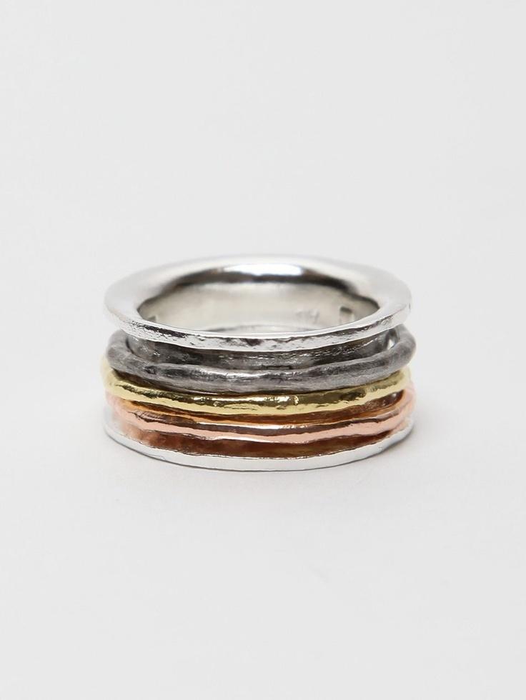 23 best Gold Spinner Rings images on Pinterest