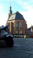 #heidelberg #miralia #miragent #bringmiraliaindeinestadt #teamsurprisemission Schön in Deckung bleiben....by Delphine