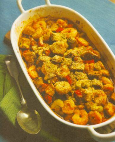 Creole Eggplant With Shrimp | Louisiana Kitchen & Culture