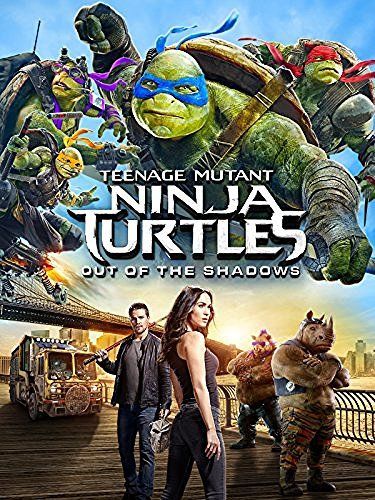 Teenage Mutant Ninja Turtles: Out Of The Shadows: Watched it on fast forward, loved the scenes from Buffalo but really just a copycat action movie.