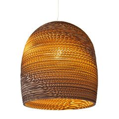 PLUMEN UK - Plumen: Designer Energy-Efficient Lighting: Gray Pants Bell 10 Lamp Shade