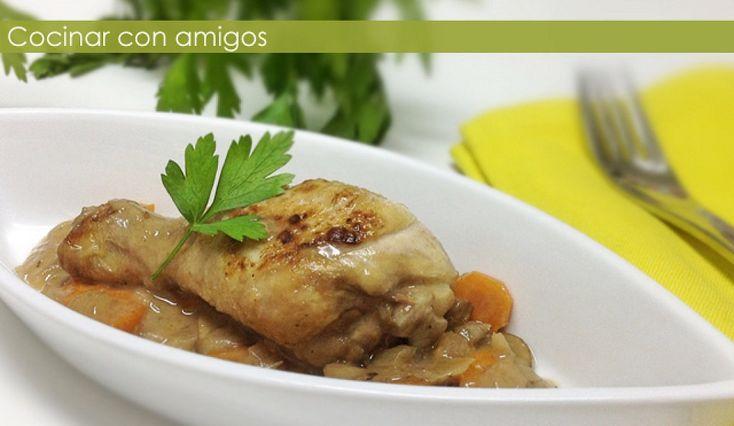 Diferentes formas de cocinar muslos de pollo toma nota for Maneras de cocinar pollo