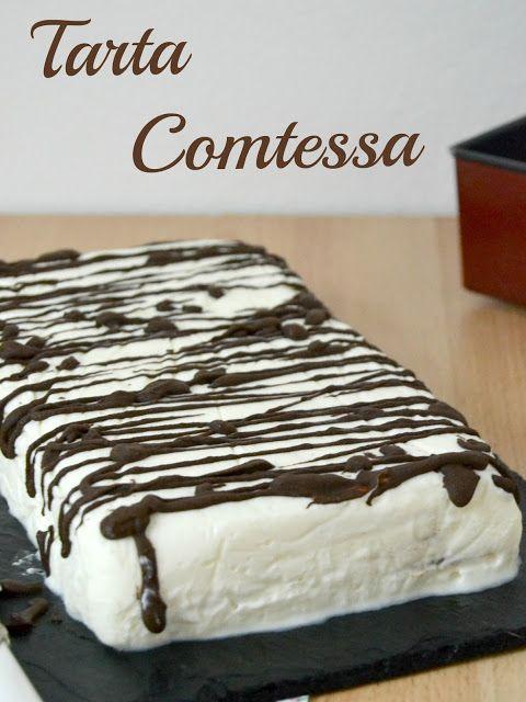 Tarta Comtessa (o Viennetta) casera. Videoreceta   Cuuking! Recetas de cocina