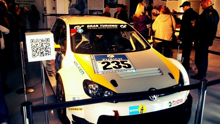 Nice! VW!