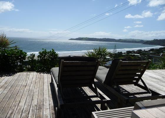 Stunning Onetangi Waiheke Beach House  in Onetangi, Waiheke Island | Bookabach