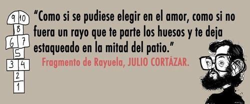 Julio Cortazar, amar