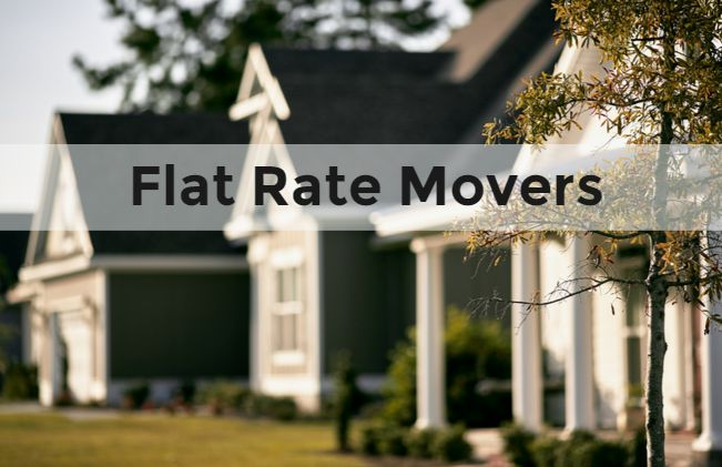There are flat rate movers and there are hourly rate movers. For those who have experience in moving, the difference of those two are pretty obvious....