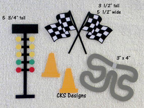 4 Grass Pieces Premade PAPER Die Cuts Scrapbook /& Card Making