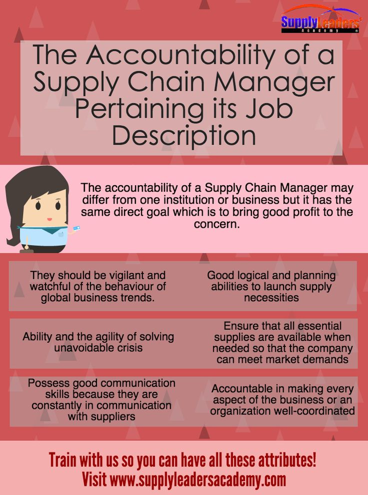 Supply Management Training