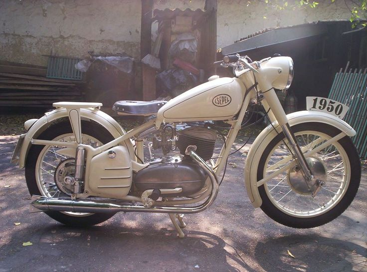 Csepel 250 – hungarian motorcycle