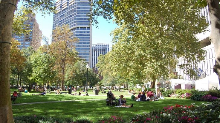 A Local's Guide to Rittenhouse Square, the 'Pinnacle of