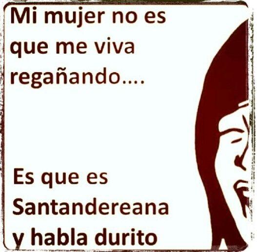 Orgullosamente Santandereana