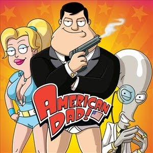 American Dad james bond episode