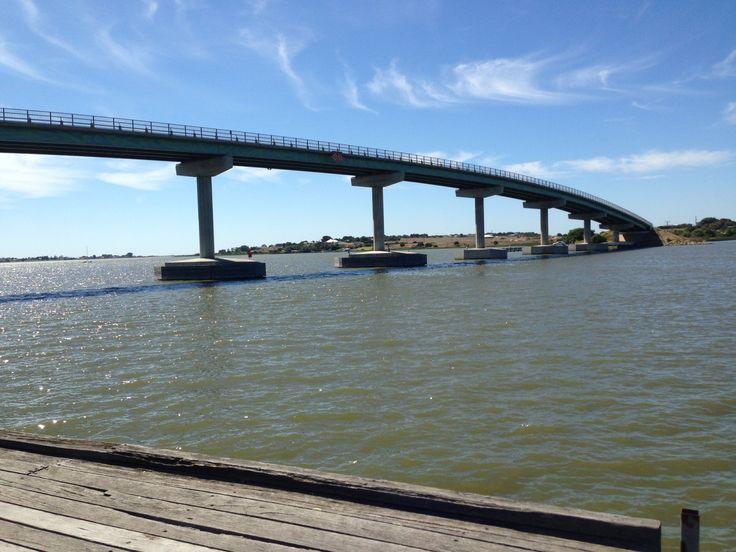 The Hindmarsh Island Bridge