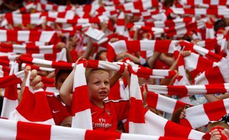 Arsenal - Jovenes