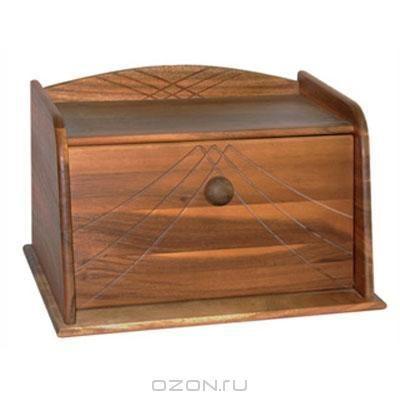 Хлебницы деревянные. Хранение хлеба