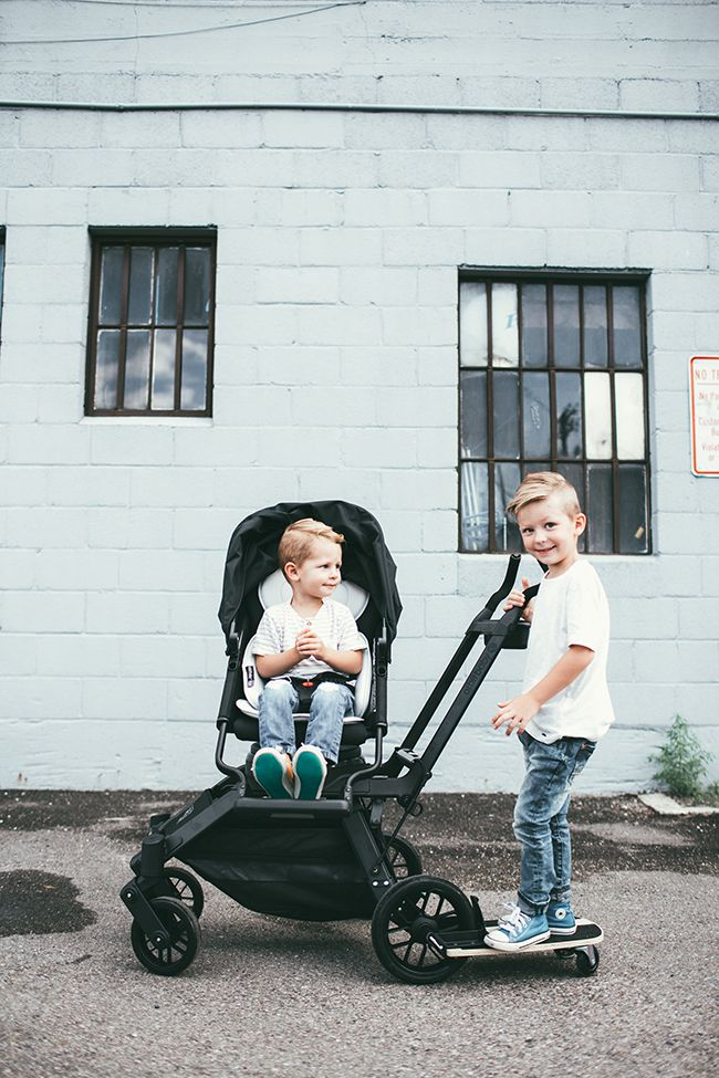 The Orbit Stroller | Little Peanut Magazine