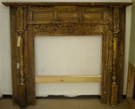 Used Fireplace Mantels Sale WoodWorking Projects & Plans