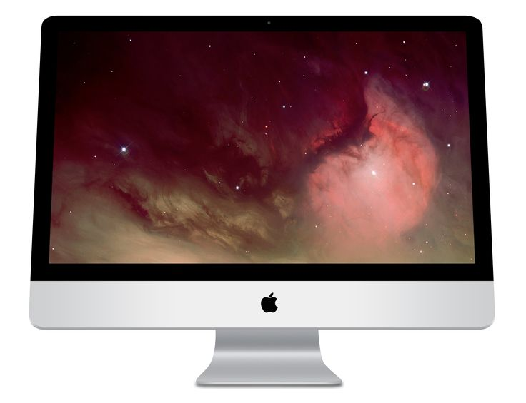iMac with aluminum unibody design (current generation), as low as $1299 for basic 21.5-inch model