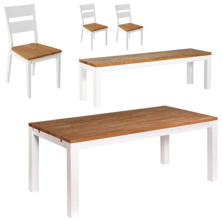 Die Besten 25+ Stuhl Bank Ideen Auf Pinterest Alte Stühle   Moderne  Esszimmer Bank