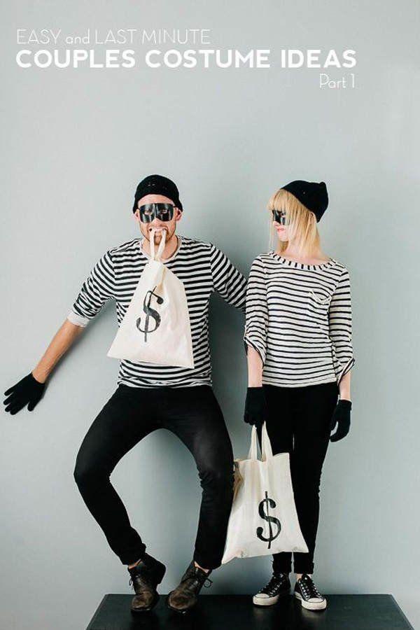 Kostüme selber machen: Bankräuber