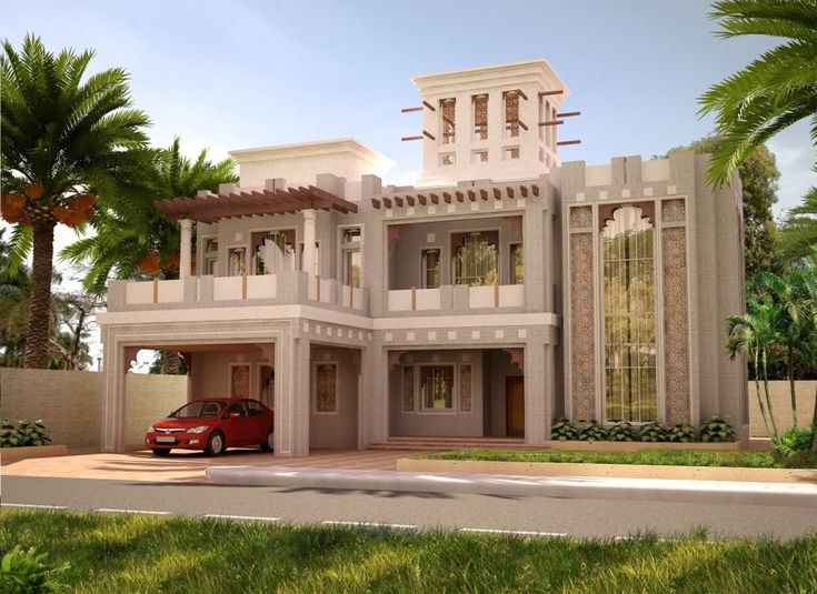 Cg pinoy arabic villa google search brick house for Google house design