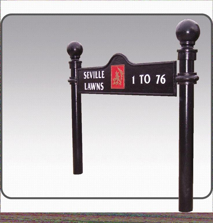 Seville Sign