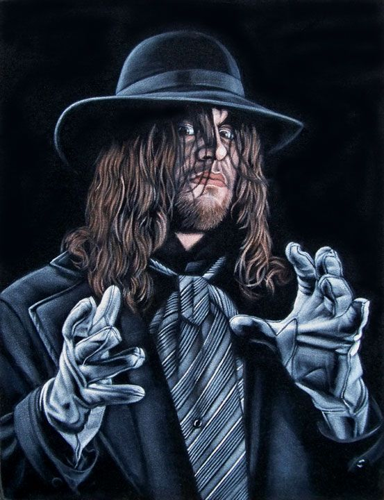 The Undertaker by BruceWhite@deviantART