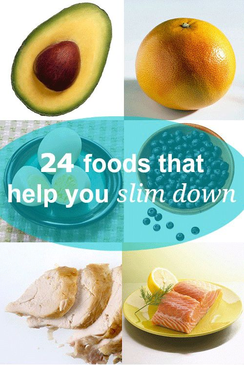 Eat These Foods to Slim Down - Dieting can be delicious! Choose these tasty foods and lose weight, without sacrificing flavor