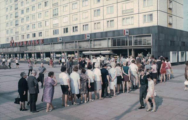 Berlin | DDR. East Berlin, 1970