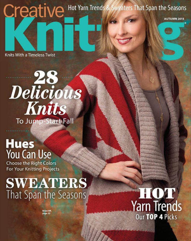 Creative Knitting  Autumn 2015 - 轻描淡写 - 轻描淡写
