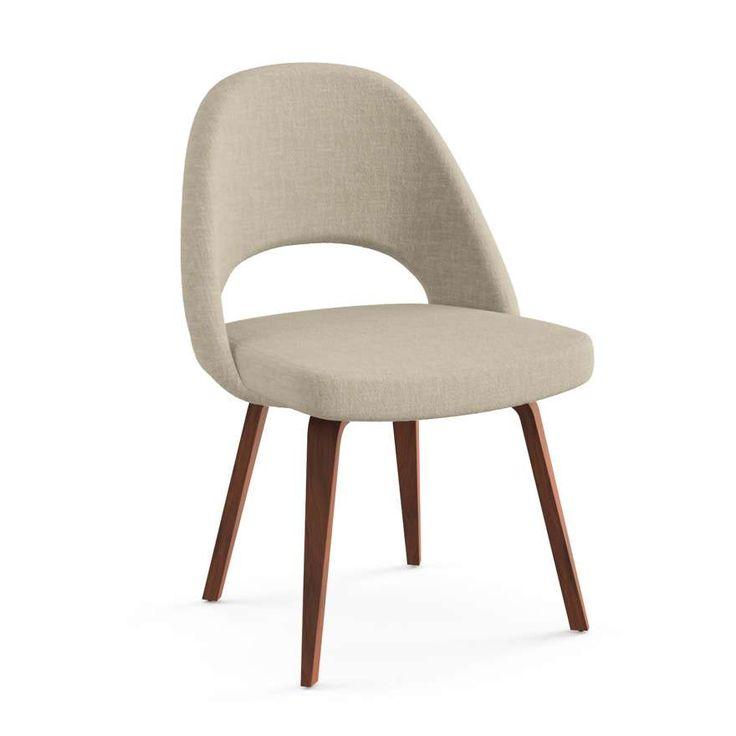 EXPENSIVE - Saarinen Executive Chair with Wood Leg