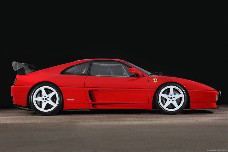 1992 Ferrari IDING 348LM version