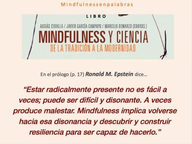 Minfulness y ciencia