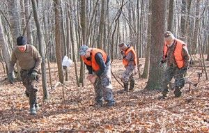A Bowhunter's Guide to Blood-Tracking Deer