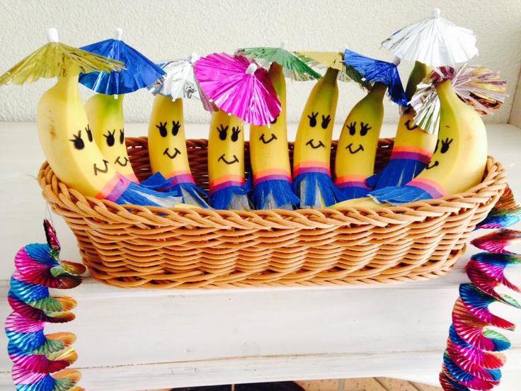 Tropische banaan