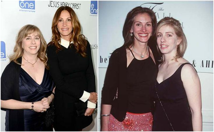 Julia Roberts' sister Lisa Roberts Gillan