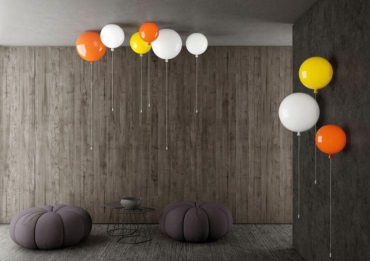 La lampe ballon de Brokis | MilK decoration