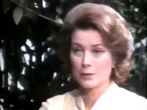Russell Harty : Princess Grace of Monaco Interview (1976) - YouTube