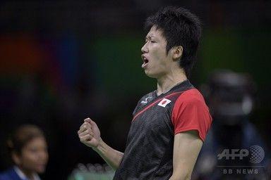 【8月12日 AFP】リオデジャネイロ五輪は11日、卓球男子シングルス準決勝が行われ、水谷隼(Jun Mizutani)は2-4で第1シードの馬龍(Ma Long)に敗れ、3位決定戦に回った。