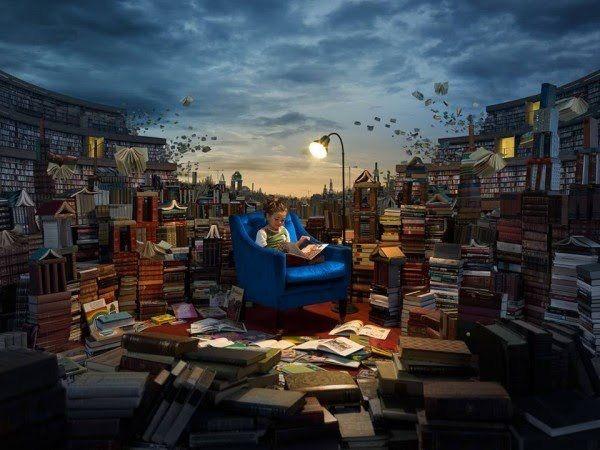 Il mio rifugio dove la mente si apre a spazi aperti..