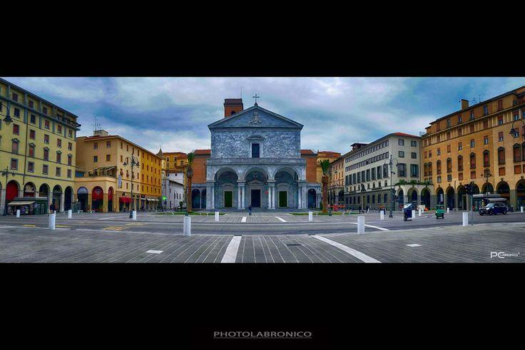 Piazza Grande 2015 La storia: http://lavecchialivorno.blogspot.it/2014/04/piazza-vittorio-emanuele-ii-livorno.html