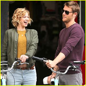 Analeigh Tipton Reveals She's Dating Co-Star Jake McDorman: I'm Having a 'Manhattan Love Story'!