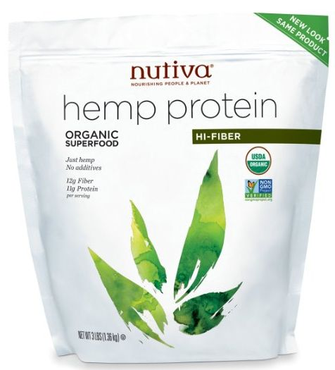Interest in Nutiva organic hemp protein, but still a bit skeptical? Check out my take on this particular brand of hemp protein.
